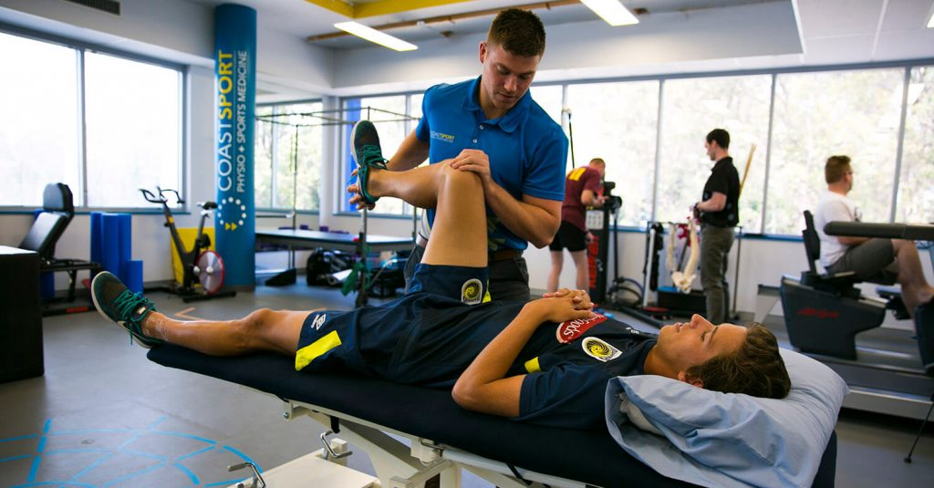 How Sports Physiotherapy Can Benefit Athletes