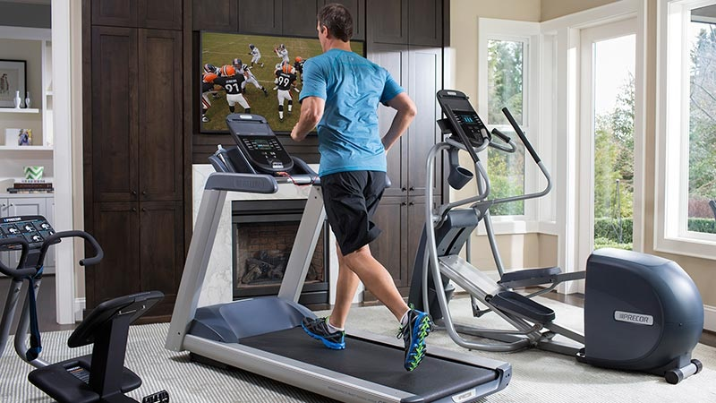 Advantages Of Having Home Fitness Equipment